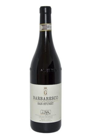 Barbaresco San Stunet Riserva